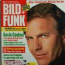 Kevin Costner - Bild + Funk Magazine Cover [Germany] (18 March 1994)