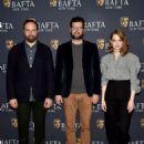 Emma Stone – 'The Favourite' BAFTA Screening in NYC
