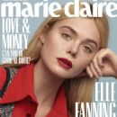 Elle Fanning – Marie Claire Magazine (February 2020)
