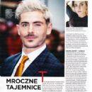 Zac Efron - Gala Magazine Pictorial [Poland] (13 May 2019) - 454 x 642