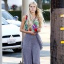 Isabel Lucas out running errands in West Hollywood, CA (August 25)