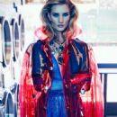 Rosie Huntington Whiteley Vogue Mexico Magazine November 2014