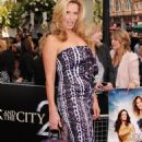 Penny Lancaster - UK Premiere Of 'Sex And The City 2' At Odeon Leicester Square On May 27, 2010 In London