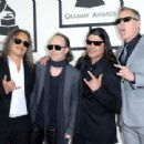 Lars Ulrich at the 56th annual Grammy Awards January 26th, 2014