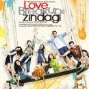 Love Breakups Zindagi Posters
