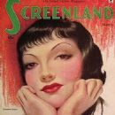 Claudette Colbert - Screenland Magazine [United States] (March 1935)