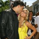 Cassie Scerbo and Michael Copon