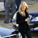 """Cameron Diaz On The Set Of """"Knight & Day"""" In Spain, December 1 2009"""