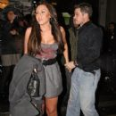 Hugh Hanley and Michelle Heaton - 416 x 594