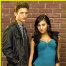 Francia Raisa and Matt Lanter
