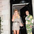 Petra Ecclestone at Annabel's Restaurant in London - 454 x 695