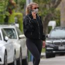 Sofia Richie – Steps out for a gym in West Hollywood