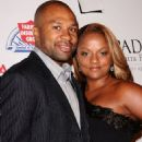 Derek Fisher and Candace Fisher - 454 x 651