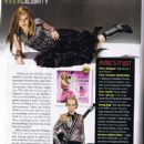 Avril Lavigne - 2009 Elle Magazine Canada, August Issue
