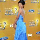 Claudia Jordan - 41 NAACP Image Awards, 26 February 2010 - 454 x 677
