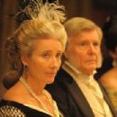 James Fox and Emma Thompson