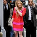 "Hilary Duff - On The Set Of ""The Business Of Falling In Love"", 20.10.2009."