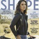 Mandy Moore – Shape Magazine (January/February 2018) - 454 x 617