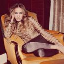 Sarah Jessica Parker for Maria Valentina Fall 2013 campaign