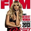 Melinda Bam FHM South Africa July 2013 - 454 x 595
