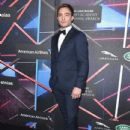 Actor Ed Westwick attends the 2015 Jaguar Land Rover British Academy Britannia Awards at The Beverly Hilton Hotel on October 30, 2015 in Beverly Hills, California - 434 x 600