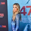 Sistine Rose Stallone – '47 Meters Down Uncaged' premiere in Westwood - 454 x 681