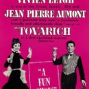Tovarich (musical) Original 1963 Broadway Cast Starring Vivien Leigh - 402 x 614