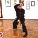 Uruguayan male karateka
