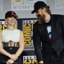Scarlett Johansson and Rachel Weisz – 'Black Widow' Panel at Comic-Con 2019 in San Diego