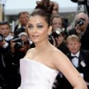 Aishwarya Rai Bachchan at the Sleeping Beauty Premiere at Cannes