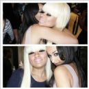 Blac Chyna and Tyga Attend Draya's Birthday Party  in Los Angeles - January 26, 2013 - 454 x 454