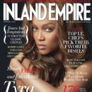 Tyra Banks - Inland Empire Magazine Pictorial [United States] (March 2013)