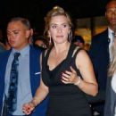 Kate Winslet – Seen arriving at Times Talk in New York - 454 x 512