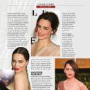 Emilia Clarke – Health Today Malaysia Magazine (July 2019) - 454 x 608