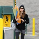 Jessica Biel - Leaves Her Pilates Class In West Hollywood, 2010-05-27