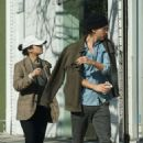 Vanessa Hudgens and Austin Butler – Shopping in Los Feliz