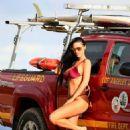 Charlie Riina in Red Bikini – 138 Water Photoshoot in Malibu - 454 x 689