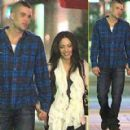 Mark Salling: Holding Hands with a Mystery Woman!