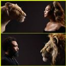 Donald Glover and Beyoncé