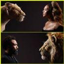 Donald Glover and Beyoncé