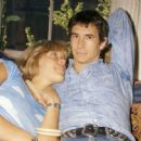 Anthony Perkins and Berry Berenson - 454 x 446