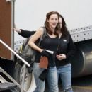 Jennifer Garner: films for the 'Dallas Buyers Club' in New Orleans