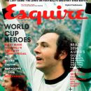 Franz Beckenbauer - Esquire Magazine Cover [United Kingdom] (5 June 2014)