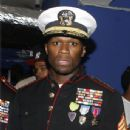 50 Cent in Uniform