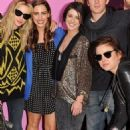 '90210' at the Season 4 Wrap Party at Pink Taco - March 18, 2012