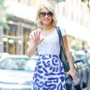 Kelly Ripa – Heads home in New York - 454 x 566