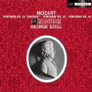 "Wolfgang Amadeus Mozart - Symphonies Nos. 35 ""Haffner"", 39, 40 (Cleveland Orchestra feat. conductor: George Szell)"