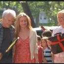 Steve Martin, Piper Perabo and Bonnie Hunt in Shawn Levy's Cheaper by the Dozen distributed by 20th Century Fox - 2003