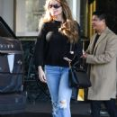 Sofia Vergara – Leaves Sax On Fifth Ave in Los Angeles