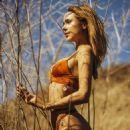 Kimberley Garner – Bikini Photoshoot - 454 x 628